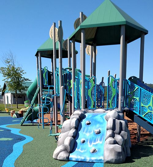 Lake Tye Park Playground