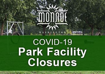 Park Facilities Closures